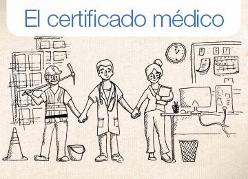Certificación médica